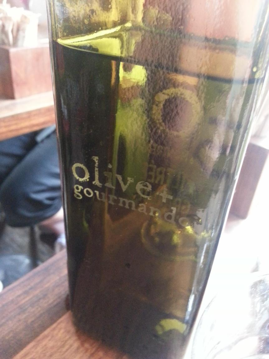 Olive + Gourmando