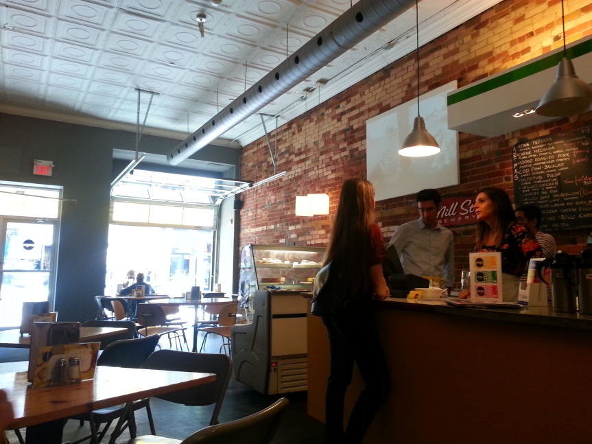 Arepa – Fashion District (QueenWest)