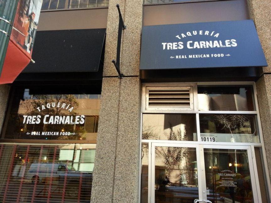 Tres Carnales – DowntownEdmonton