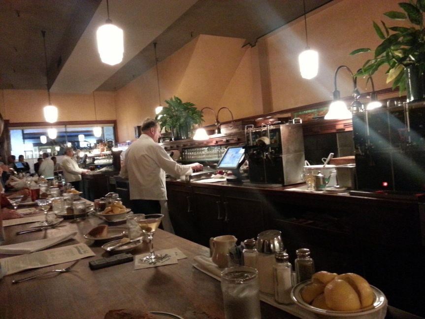 (San Fran Trip) Tadich Grill – FinancialDistrict