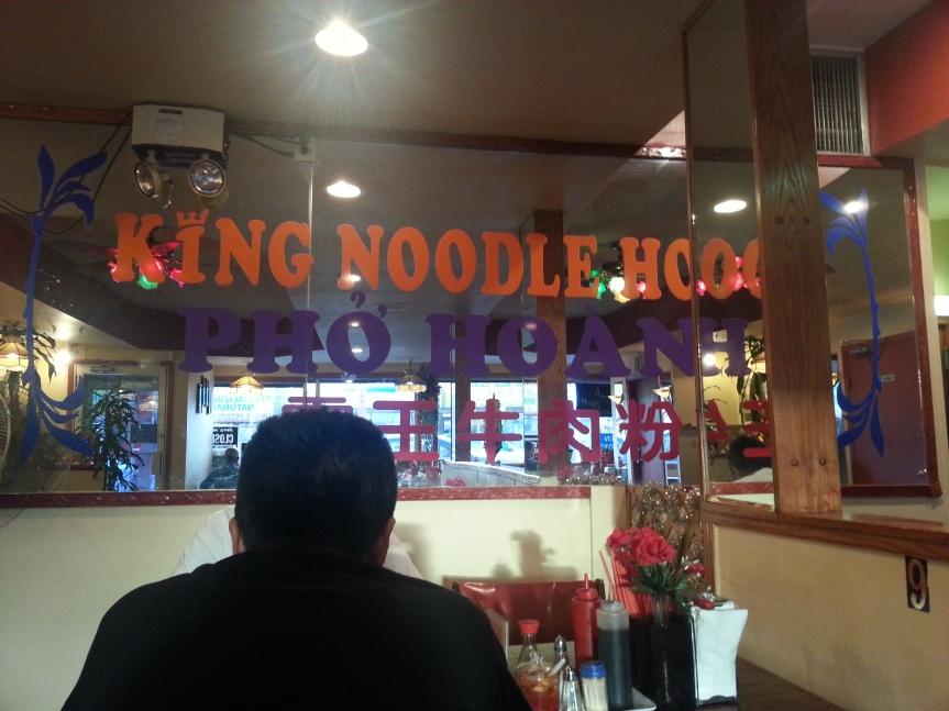 King Noodle House Pho Hoang – ChinatownEdmonton