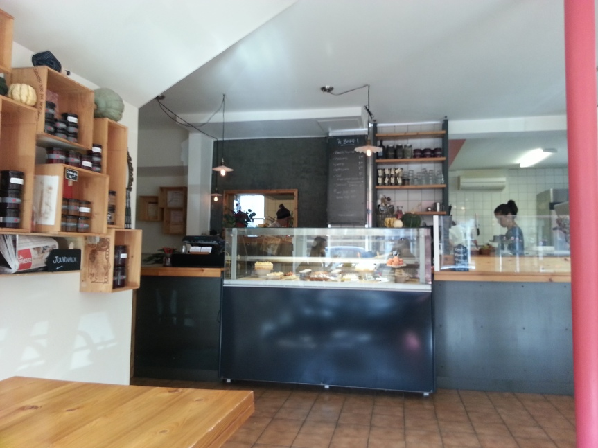 Patisserie Rhubarbe – Plateau Mont-Royal