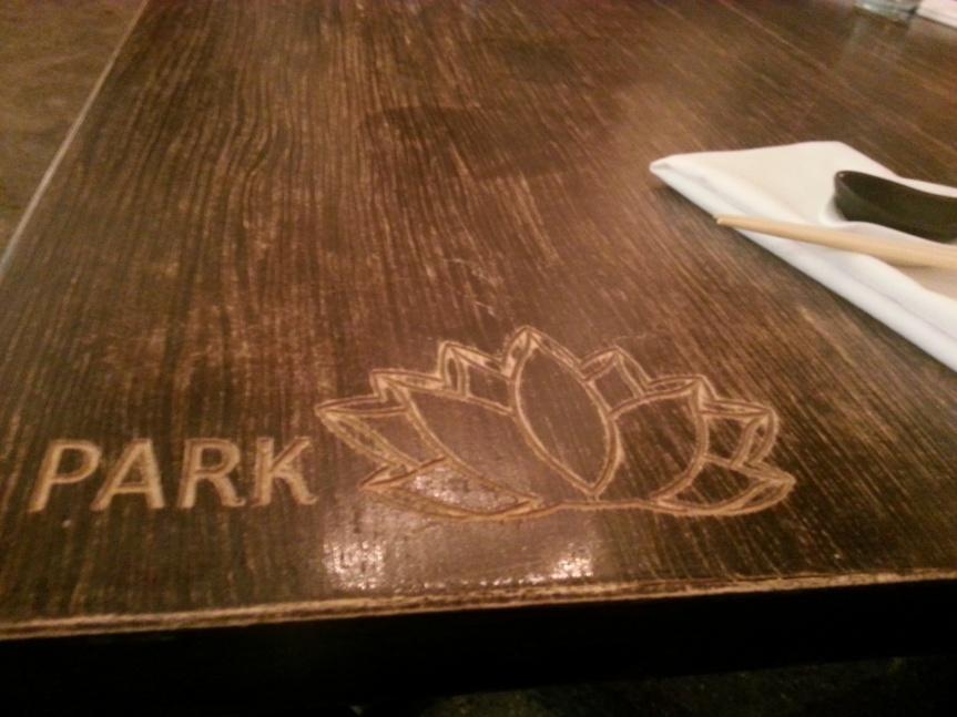 Park Sushi –Westmount