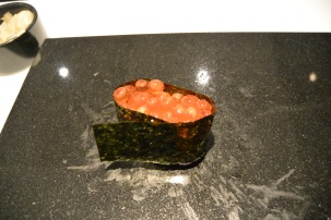 Salmon Roe from Alaska. [Very juicy, fresh and sweet]