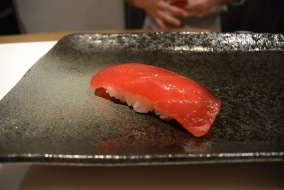 Marinated Big Eye Tuna from Suiyaka