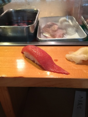 Maguro chutoro - Fatty Tuna