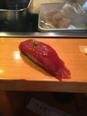 Maguro akami - Tuna